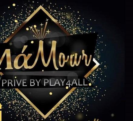 Λά Mour Prive @Play4All - Grand Opening - Famagusta